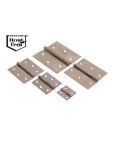 2484-Baglama INOX 30X30, 1 mm,Ferro-pack