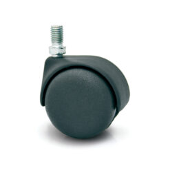 1179 PVC kotač, sa čepom ,crni,Ferro-pack,Vitez,BiH