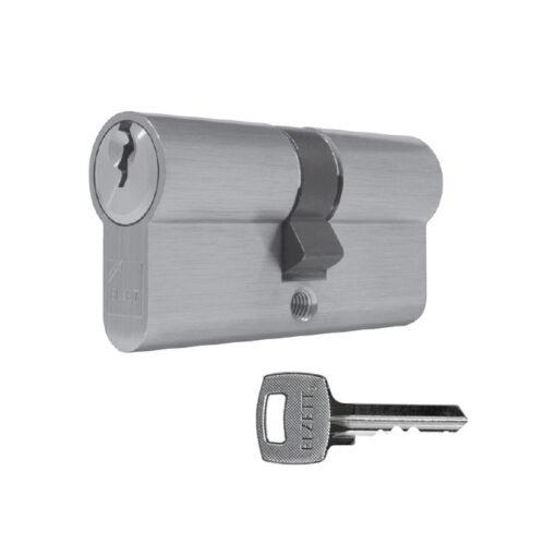 ELZETT uložak za bravu 751 - 30 x 30 mm, nikl