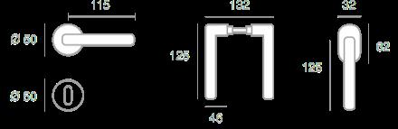2058 ++ Kvaka H1550 - F4,Ferro-pack