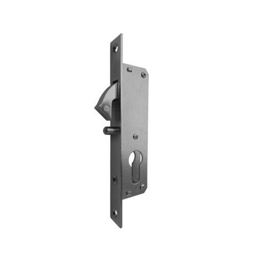 2404 Brava za klizna vrata sa kljunom i trnom, 35 mm, - cilindar,Ferro-pack,Vitez,BiH