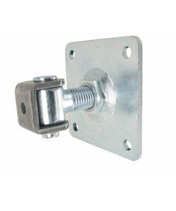 2568-Regulirajuča baglama za teška vrata sa pločom M 16 (za zid),Ferro-pack