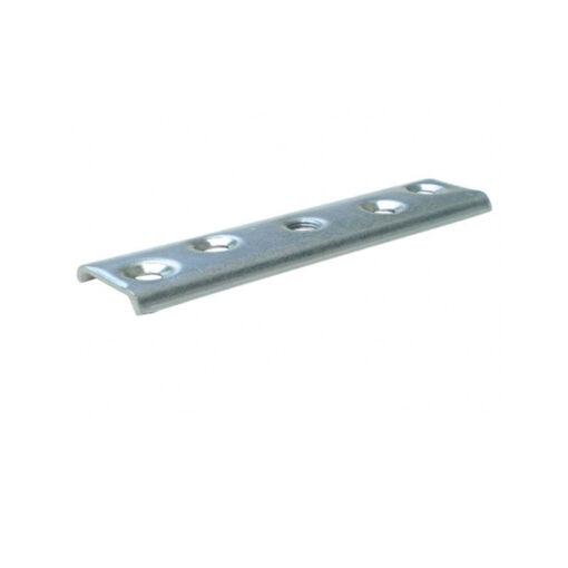 2590 Fiksirajuča ploča za kotače visečih vrata 95 x 25 mm, M8,Ferro-pack,Vitez,BiH