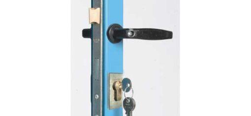 2596 + Čelično ojačanje - zaštita za cilindar 5 mm,Ferro-pack
