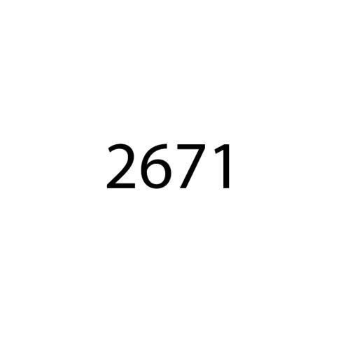 2671 ELZETT uložak za bravu GEGE pExtra,3 klj. nikl satin Ferro-pack Vitez BiH