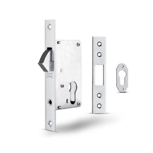 3071 Brava za aluminij vrata 35/85mm EW - 050 (WC / 23mm čelna plata) Ferro-pack Vitez BiH