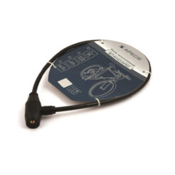 3255 Ključaonica APECS za bicikl, PD-81, sa ključem, 65 cm, automat Ferro-pack Vitez BiH
