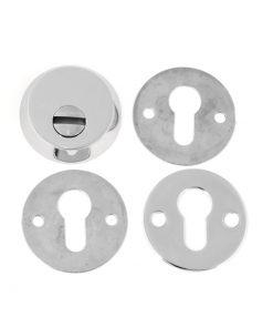 3260 Sigurnosna rozeta za cilindar APECS, DP-80-C-AB, bronza, blister Ferro-pack Vitez BiH