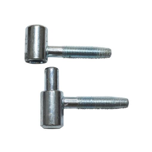 3290 Baglama za drvena vrata fi 16 x 50 mm, par, Cink,Ferro-pack