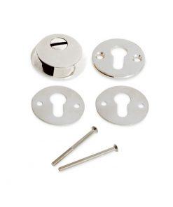 3311 Sigurnosna rozeta za cilindar APECS - BASIC, krom Ferro-pack Vitez BiH