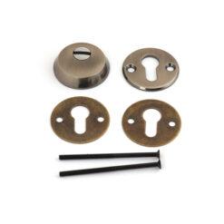 3312 Sigurnosna rozeta za cilindar APECS - BASIC, bronza Ferro-pack Vitez BiH