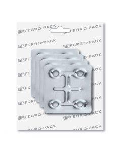 P2034 Vezna pločica 37 x 40 x 1 mm ; 4 kom,Ferro-pack,Vitez,BiH