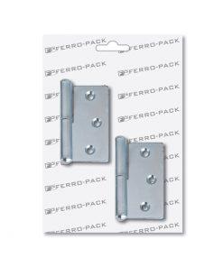 P2042 Baglama 25 x 25 x 1 mm ; 4 kom,Ferro-pack,Vitez,BiH