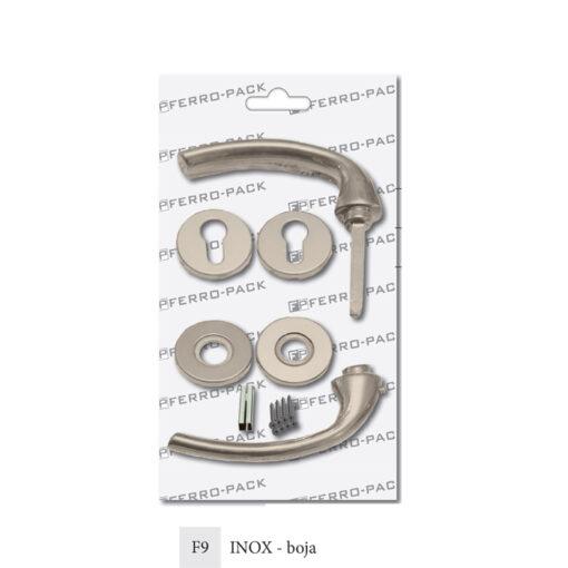P2175 -Aluminijske kvake Ferro-pack Vitez BiH