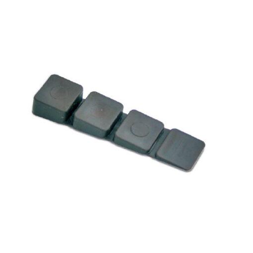1171 PVC podnožni klin za niveliranje 57 x 15 mm,Ferro-pack