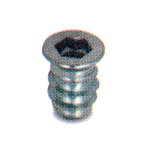 1207 Dvonavojna matica M 6 X 13 mm,Ferro-pack