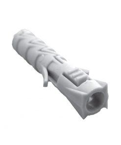 1380 PVC tipl za zid fi 6 mm, PROFI; CET (1/100 kom),Ferro-pack