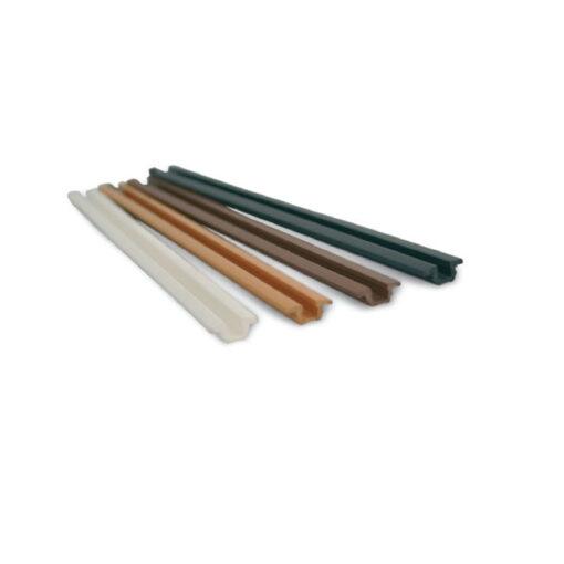 1731 PVC vodilica za klizna vrata, l - 2000 mm,Ferro-pack