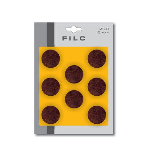 1798 Filc fi 28 mm x 8 kom,Ferro-pack