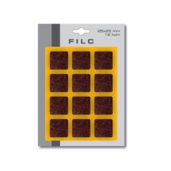 1802 Filc 25 x 25 mm x 12 kom,Ferro-pack