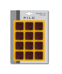 1802 Filc 25 x 25 mm x 12 kom,Ferro-pack