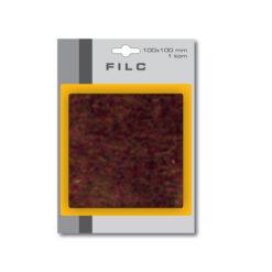 1806 Filc 100 x 100 mm x 1 kom,Ferro-pack
