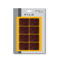 1808 Filc 28 x 36 mm x 8 kom,Ferro-pack