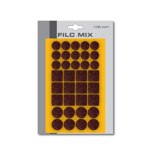 1810 Filc mix 105 kom,Ferro-pack