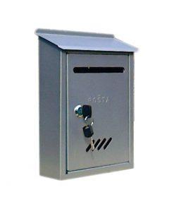 2050-Poštanski sandučić TIP 3 - sa krovom, veči,Ferro-pack