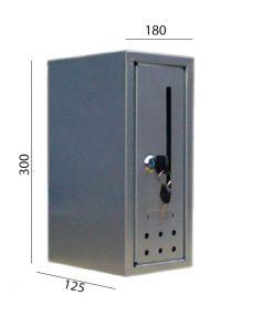 2051 + Poštanski sandučić TIP 4 - za haustore,Ferro-pack
