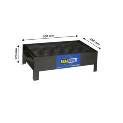 2090-EURO GRILL - kvadratni 23x38x8,Ferro-pack