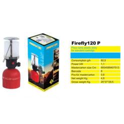 2173 + Plinska svijetiljka FIREFLY 120 P, sa upaljačem, ABS,Ferro-pack