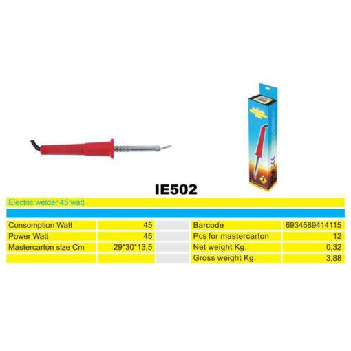 2184 + Električna lemilica,Ferro-pack