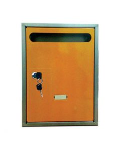2235-Poštanski sandučić TIP 7 - kvadratni 350 x 270 mm,Ferro-pack
