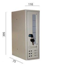 2429+ Poštansko sanduče TIP 8 - za haustore,Ferro-pack