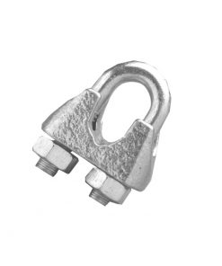 2451 - INOX žabica za sajlu,Ferro-pack