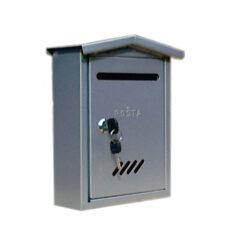 2483-Poštanski sandučić TIP 6, sa dvostranim krovom, h-275, l-200, d-75 mm,Ferro-pack