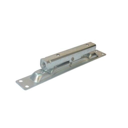 2587 - Rubni zatvarač za metalna vrata - ukopavajuči, 152 x 20 mm, M8,Ferro-pack