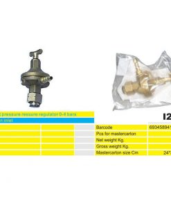 2663 + Regulator visokog pritiska I210,Ferro-pack