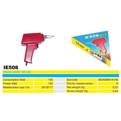 8506 + Električna poštoljska lemilica, IE508,Ferro-pack