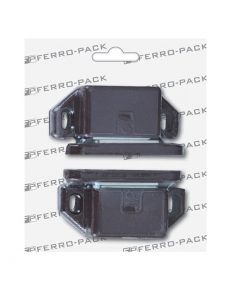 P2073 Magnet 5 KG , bijeli ; 2 kom,Ferro-pack