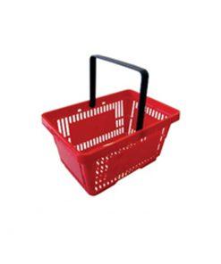 TM15-TEGOMETAL trgovačka korapa PVC, 20 lit, crvena.Ferro-pack