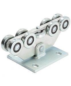 Set kotača za samonosivu kapiju sa 9 točkova