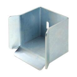 Stoper za samonosivu kapiju PROFI 200 do 650 kg, 115 x 95 mm