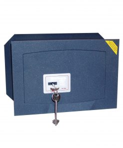 Ugradbeni zidni sef sa ključem