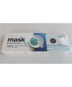 Maska za lice - troslojna