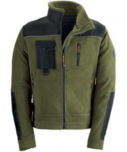 Fleece jakna SMART Kapriol - str.17 (zelena)
