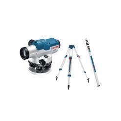 M6371 - Bosch GOL 26 D + BT 160 + GR 500