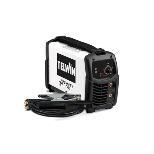 TELWIN REL aparat za zavarivanje INFINITI 170 + ACX, 20-150 A + oprema