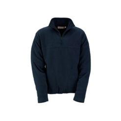 Topla majica LEOPARD plava